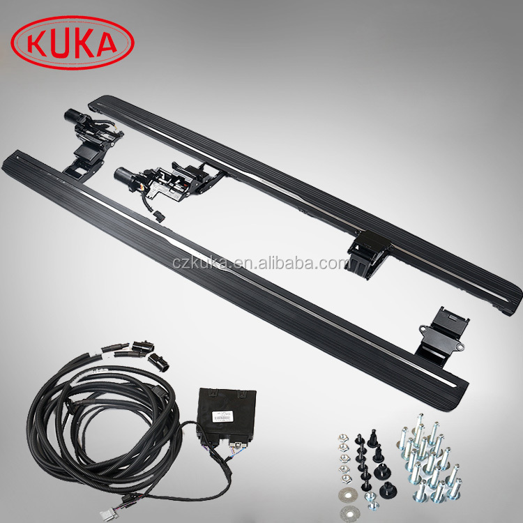Auto Accessory Motored Side Step Electrical Step Rails for All New Santa Fe 2012+