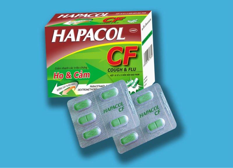 Hapacol таблетки инструкция