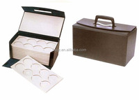 solid lens packaging box acrylic lens storage and display box with competetive price