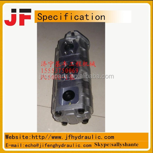 low price hydraulic gear pump for pc50uu-1 excavator 20T-60-00400 for sale