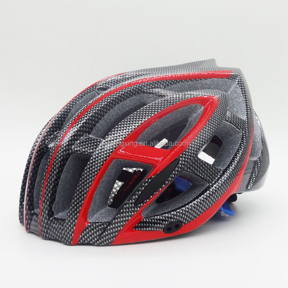 Hengxing cycling helmet outdoor bicycle riding sports light weight protection kit