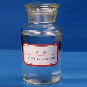 Food Grade Phosphoric Acid H3po4 85% / 81% / 75% Price Used For Food Materials
