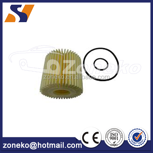 FOR TOYOTA CAMRY, RAV4, SIENNA 04152-YZZA1 Hot Sale Oil Filter for car air filter for filter air