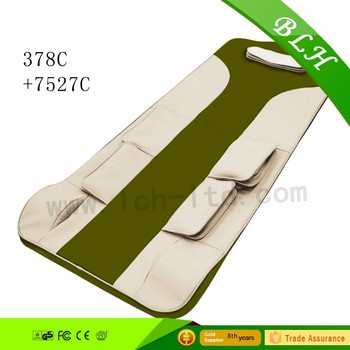 2016 Factory-outlet Full-Body Massager Health Care Health Monitors Massage Mattress Cushion Vibration Head Body