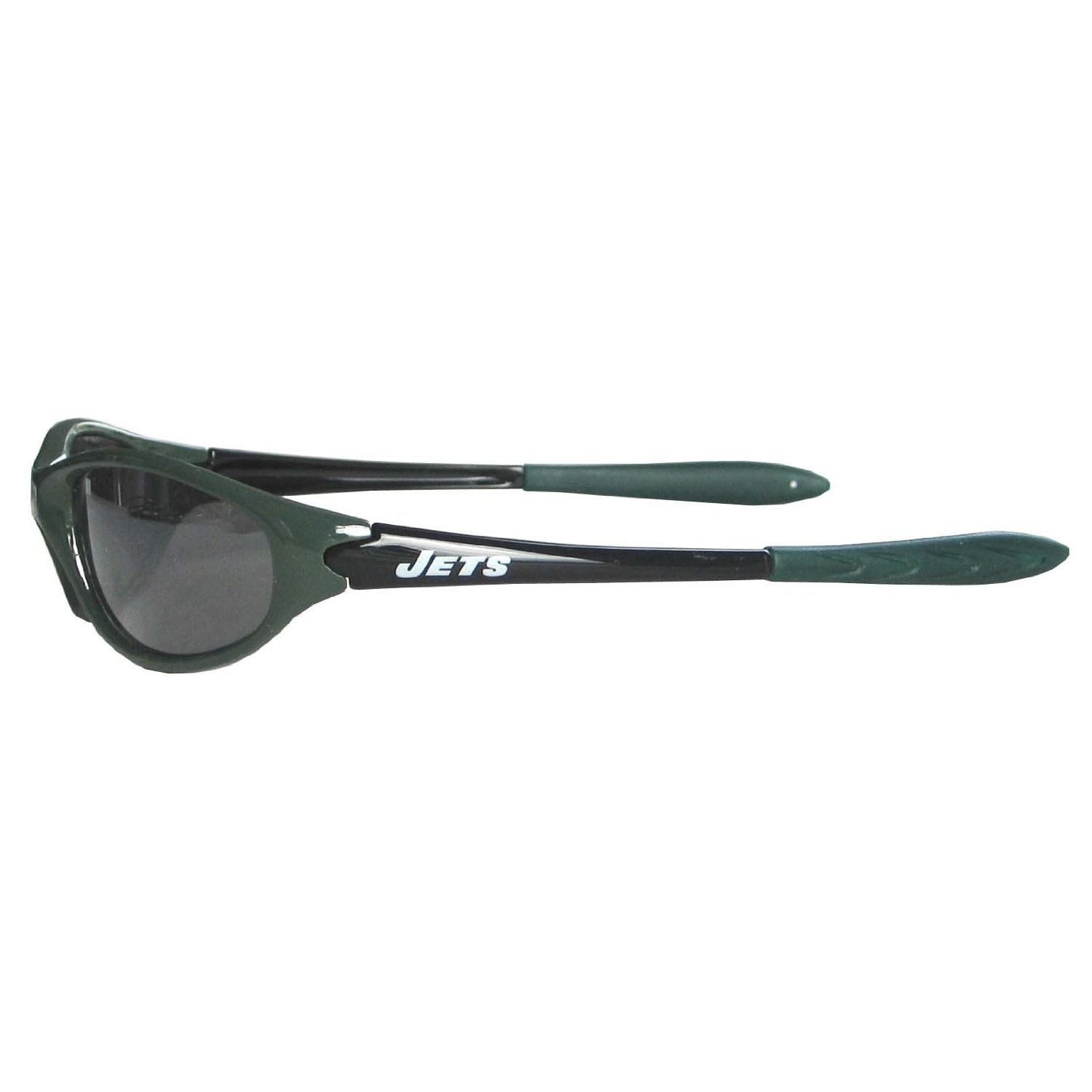 c1b0caee0b Get Quotations · NFL New York Jets Sleek Wrap Sunglasses