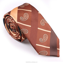 Tailor Smith business men OEM and ODM fashion paisley tie
