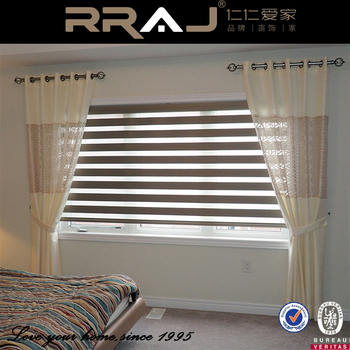 Rraj Decoracion Modelos Cortinas Modernas Blackout Zebra Blinds For - Cortinas-modernas