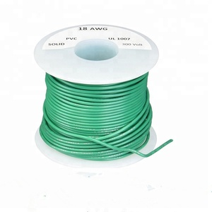 single stranded cooper building electrical wire 1.5mm