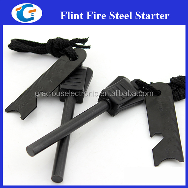 73 x 8 mm flint rod fireplace fire starters