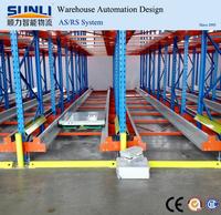 China Manufacturer 1200x800 Pallet Radio Shuttle Rack(RS001)