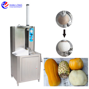 automatic coconut brown skin peeler/cokernut cutting and peeler/coconut peeling machine