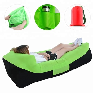 High Quality Portable Inflatable Sofa Trending Products Sleeping Bag Outdoor Camping Air Bag