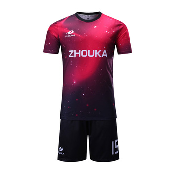promo code 6ef35 d7e2d Fashionable Summer Top Quality Football Jersey Uniform Unique And Stylish  Soccer Design - Buy Stylish Football Jerseys,Design Soccer Jersey,Unique ...