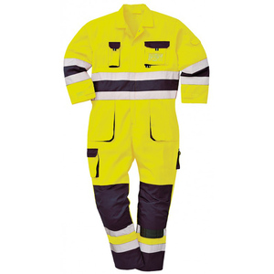Best selling Hi vis Reflective good quality workwear overalls