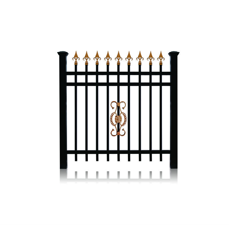 Aluminum die casting outdoor fence HYLS-026