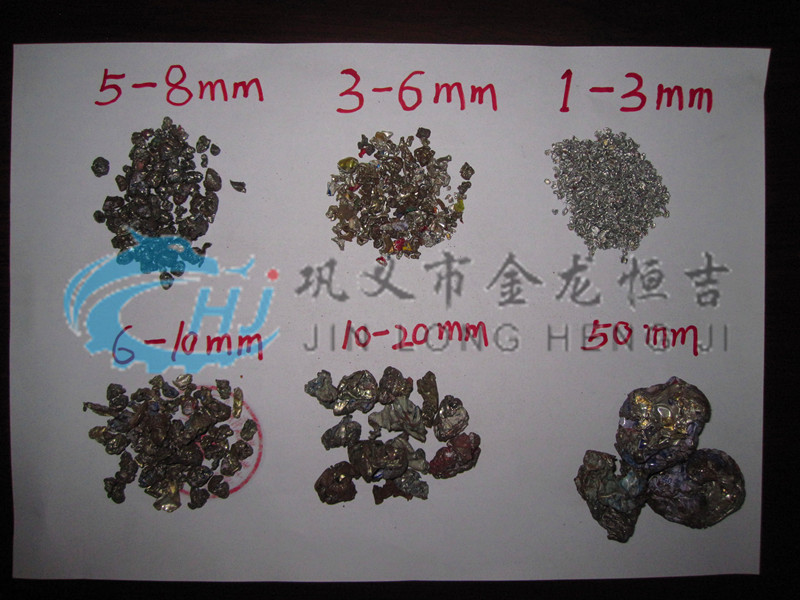 metal crusher machine /metal shredder machine