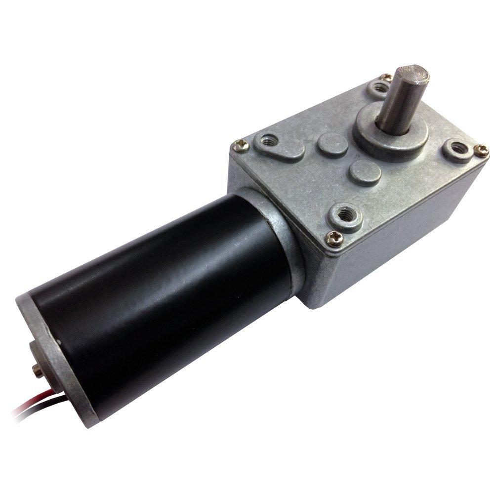 DC Motor 12V 27Rpm Gear Reducer Big Torque with Self-locking