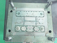 Made In China Plastic Mold Parts Maker With High Quality Precision Carbide Molds