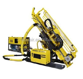 atlas copco diamec u8 underground core drilling rig for powerful rh alibaba com