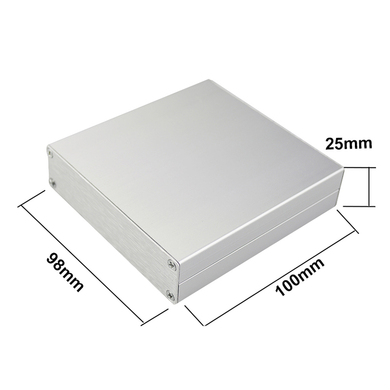 enclosure 6063 suppliers aluminum generator box aluminum extrusion housing