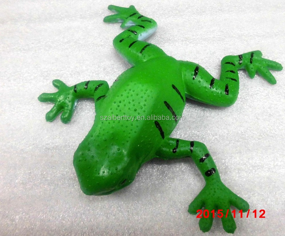 Squishy Animals Rubber Frog Toys For Children - Buy Toys For Children,Child Craft Toys,Child ...