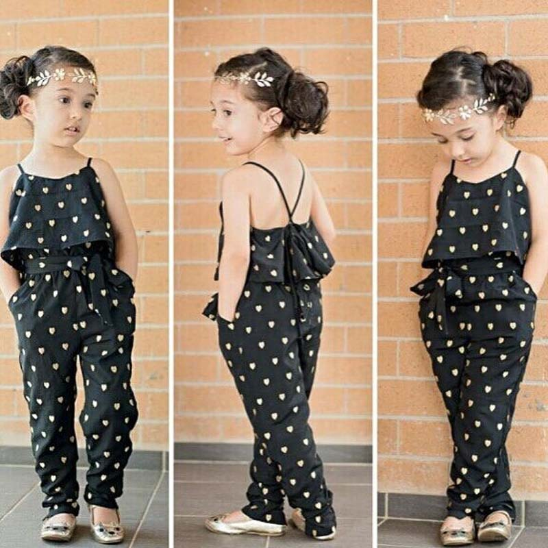 575f8cc1d 2017 summer fashion design baby girls dress wholesale children clothes 3  year old girl jumpsuit