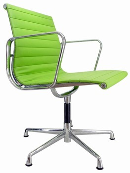 Modern Office Furniture Conference Room Chair Guest Ribbed Visit