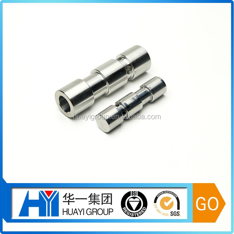 Custom CNC Turning Parts, CNC Machinng Car Parts Bearing Metal Axle