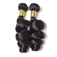 Xuchang hair factory grade 9a mink virgin brazilian remy hair product Double drawn 26 28 30 inch brazilian hair from brazil