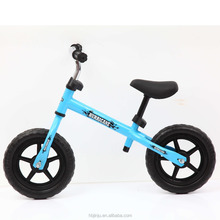 CE standard 12 sport kids balance bike no pedal walking bicycle for babys