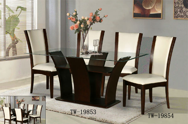 Latest dining tables weifeng furniture for Latest wooden dining table