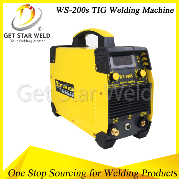 portable tig ac dc 200a welding machine &hot tig ac dc 200a welding machine &hf tig ac dc 200a welding