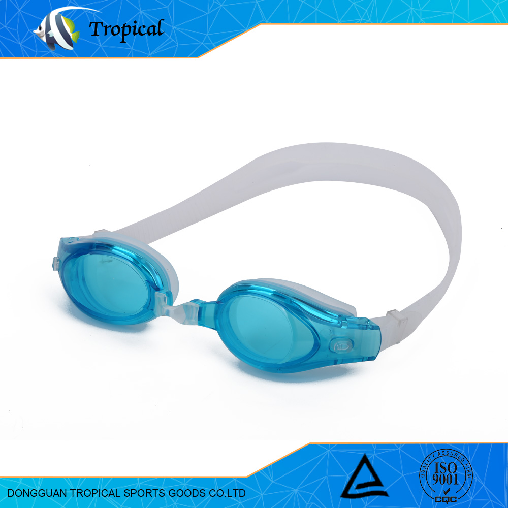 China manufacturer water sports funny swimming goggles customized