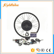 48v rear wheel kit bike electric 1000w with 48v 1000w panasonic cell ebike down tube lithium battery