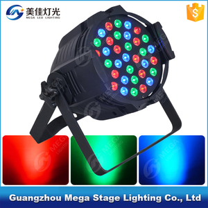 led par 64 light 36x3w LED par can stage light 36 3w led par light