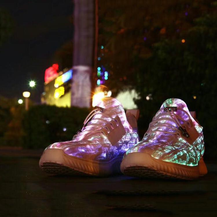 Led Women Shoes Light Men Customize Luminous tdwx4tBq