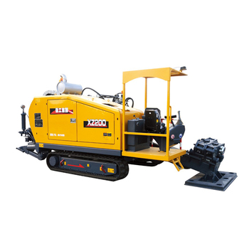 hdd machine horizontal directional drilling machine XZ200