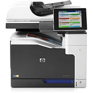 Hewlett-Packard - Hp Laserjet 700 M775dn Laser Multifunction Printer - Color - Plain Paper Print - Desktop - Copier/Printer/Scanner - 30 Ppm Mono/30 Ppm Color Print - 600 X 600 Dpi Print - 30 Cpm Mono/30 Cpm Color Copy - Touchscreen - 600 Dpi Optical Scan - Automatic Duplex Print - 350 Sheets Input