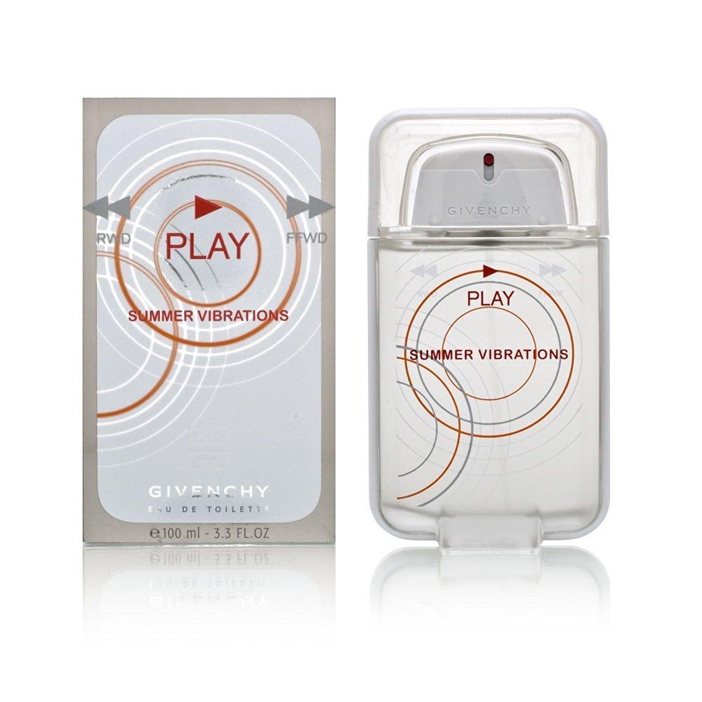 Туалетная вода Givenchy Play Summer Vibrations для мужчин 100 мл.