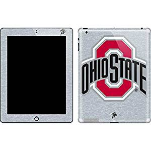 Ohio State University New iPad Skin - OSU Ohio State Logo Vinyl Decal Skin For Your New iPad