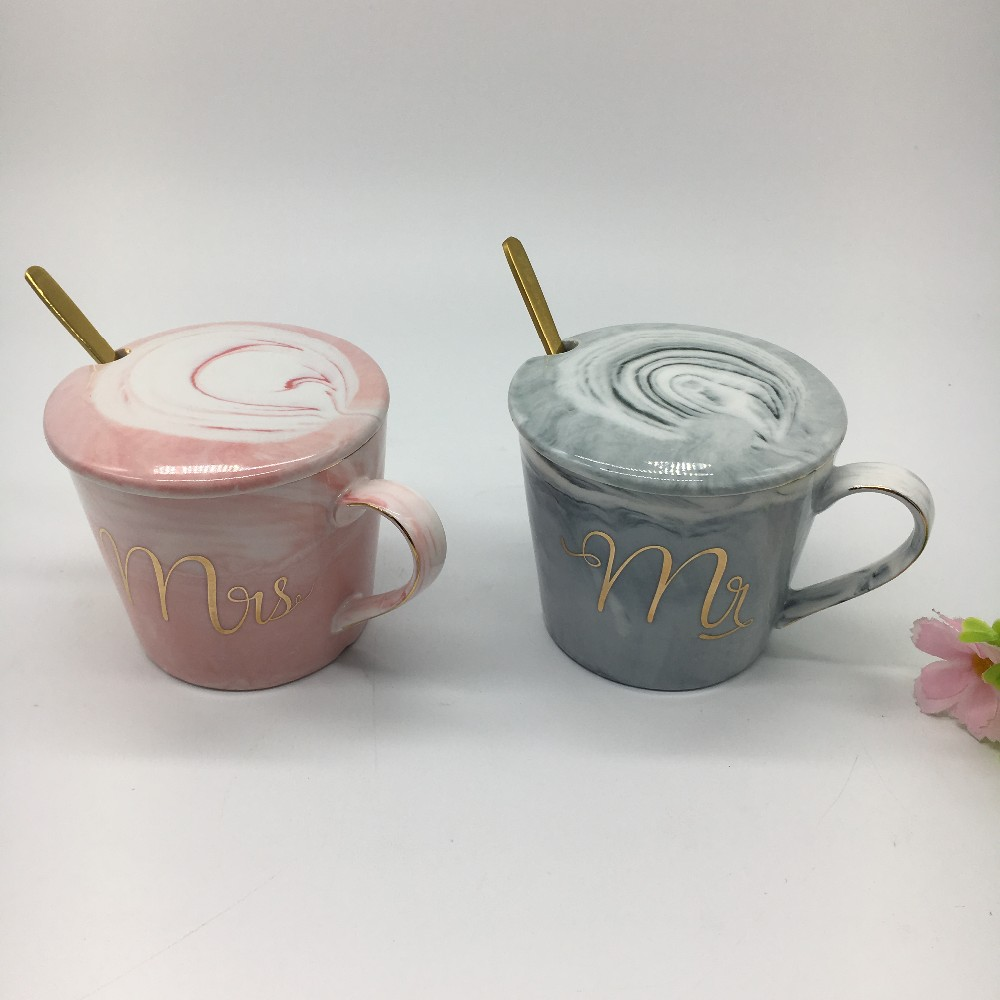 2019 New design ceramic coffee cup hotel bathroom accessories set