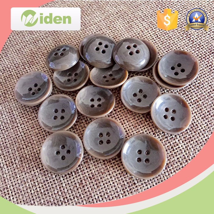 All Types Blazer Resin Custom Logo Sewing Buttons