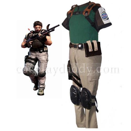 Resident Evil 5 Chris Costumes