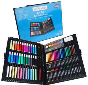 Krayon Pensil Warna Pelangi Seni Lukisan Profesional Jumbo Set Buy