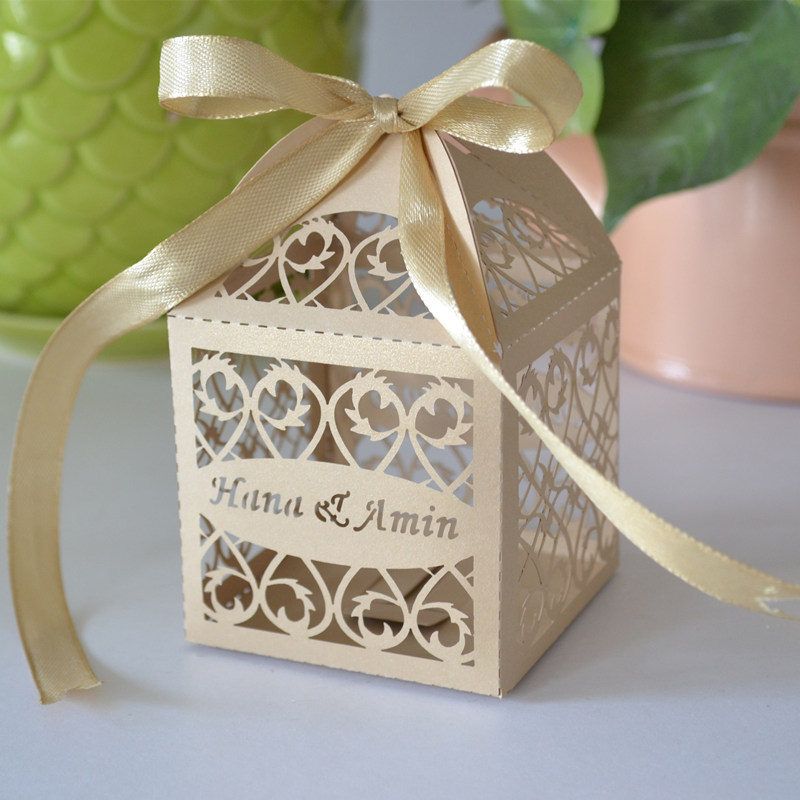 Gift For Guests At Wedding: Wedding Thank Gifts For Guests,wedding Souvenirs Box