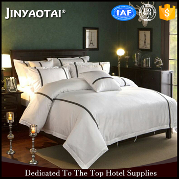 Gentil Wholesale Cotton Hotel Linen Jacquard Super King Size Bed Sheets  Manufacturers In China