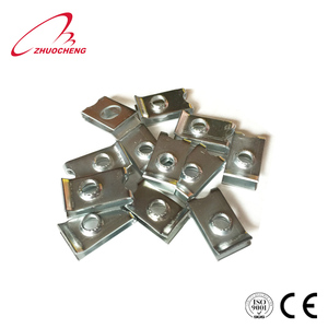 65Mn spring steel M3 U clip nut with high quality