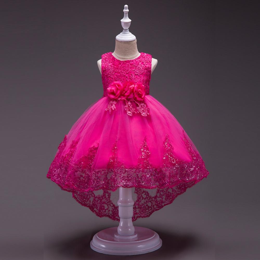 Venta al por mayor vestidos de crochet para ninas-Compre online los ...