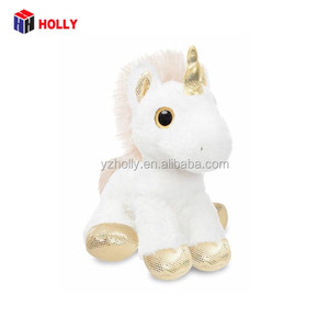 Soft Toy Unicorn For Girl Wholesale Cheap Custom Cartoon Stuffed Animal Unicorn Plush Toy