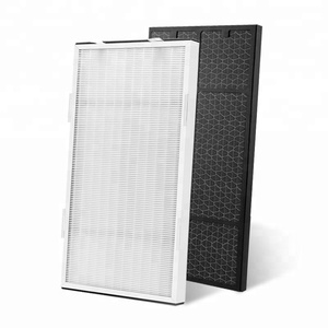 Replacement Activated Carbon Filter and Hepa Filter for Amway Air Purifier 101076 Series